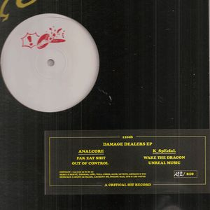 120DB - CRITICAL HIT Records - VARIOUS