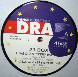 1955087 - DANCE Records Attack