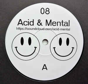 A-M08 - ACID & MENTAL - VARIOUS