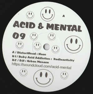 A-M09 - ACID & MENTAL - VARIOUS