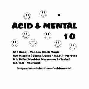 A-M10 - ACID & MENTAL - VARIOUS
