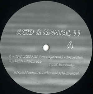 A-M11 - ACID & MENTAL - VARIOUS