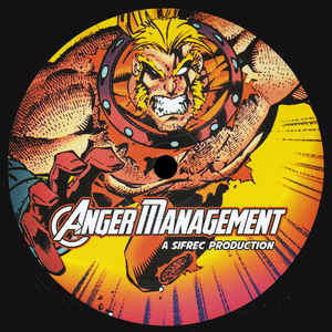 ANG001 - ANGER MANAGEMENT - MF MACHINIST - Anger Management 001