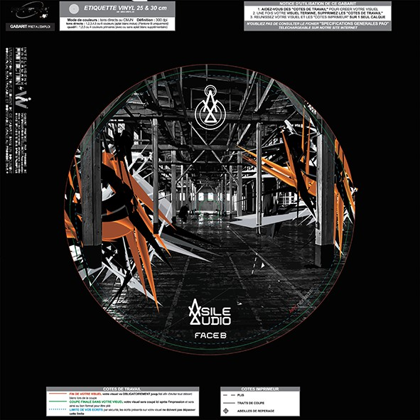 ASA03 - ASILE AUDIO - VARIOUS