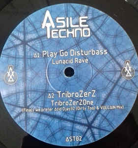 AST02 - ASILE TECHNO - VARIOUS