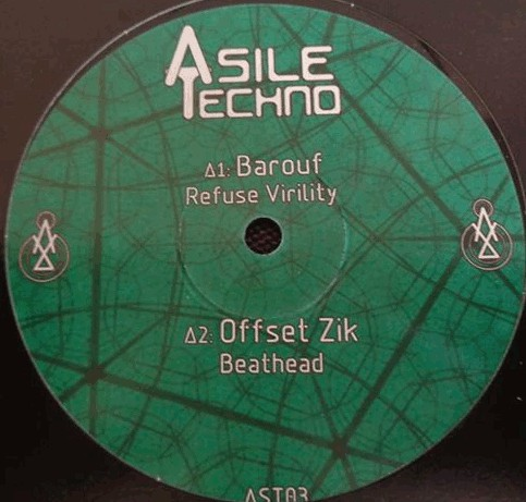 AST03 - ASILE TECHNO - VARIOUS