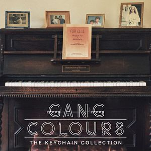 BWOOD074LP - BROWNSWOOD Recordings - GANG COLOURS - The Keychain Collection