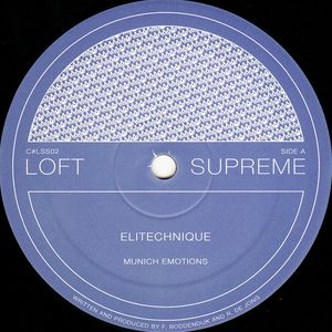 C-LSS02 - CLONE LOFT SUPREME SERIES - ELITECHNIQUE - Munich Emotions / Double Destiny
