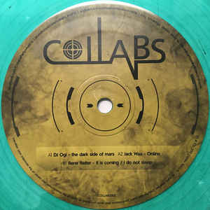 COLLABS 003 - COLLABS Records - VARIOUS