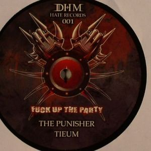 DHM 001 - DHM HATE Records - VARIOUS