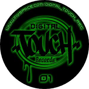 DIGITALTOUCHREC01 - DIGITAL TOUCH Records - EMPREINTE SONORE - Digital Touch Rec 01