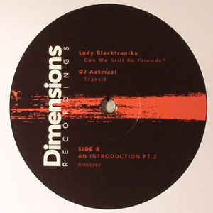 DIREC002 - DIMENSIONS Recordings - VARIOUS