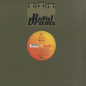 DRUM 028 - ROYAL DRUMS - R.I.O. - R.I.O.