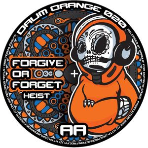 DRUM ORANGE 020 - DRUM ORANGE - HEIST