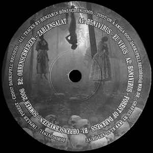DSR003VINYL - DARKSPELL Records - VARIOUS
