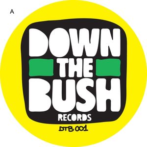 DTB-001 - DOWN THE BUSH Records - U-MAN - Champion