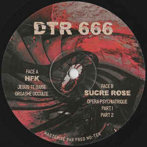 DTR 666 - DÉCÉRÉBRATION TACTIQUE Records - VARIOUS