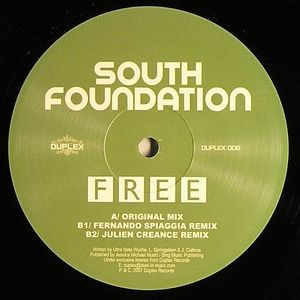 DUPLEX 008 - DUPLEX Records - SOUTH FOUNDATION - Free