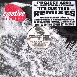 EM749-1 - EMOTIVE Records - VARIOUS