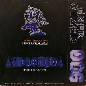 ENG 006-1 - ENERGIZED Records - THE ROTTEN DUCK - Andromeda - The Updates