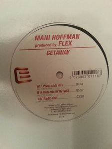 ER 040 - EXECUTIVE Recordings - MANI HOFFMAN - Getaway