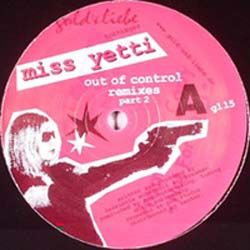 GL15 - GOLD & LIEBE TONTRÄGER - MISS YETI