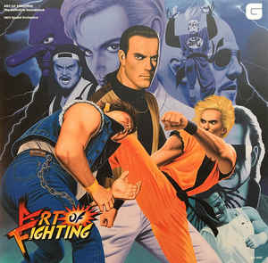 GS-005 - BRAVE WAVE - NEO SOUND ORCHESTRA - Art Of Fighting The Definitive Soundtrack