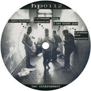HP0112 - H.P. Records