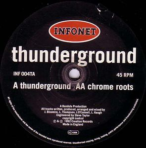INF 004T - INFONET ELECTRONIC Recordings