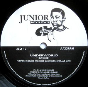 JBO 17 - JUNIOR BOY'S OWN