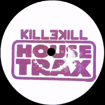 KHT004 - KILLEKILL HOUSE TRAX - HARD TON - Rise Up E.P.