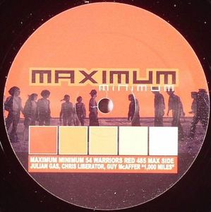 MAXMIN 054 - MAXIMUM MINIMUM