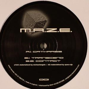 MAZE 01 - MAZE Records - VARIOUS