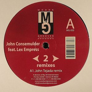 MG-033 - MOODS & GROOVES - JOHN CONSEMULDER - Rewind To Start (Remixes)