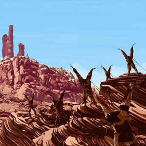 MOND-038 - MONDO - JERRY GOLDSMITH - Planet Of The Apes