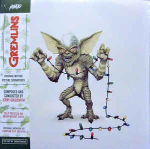 MOND-083 - MONDO - JERRY GOLDSMITH - Gremlins