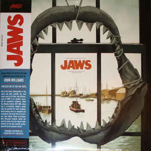MOND-115 - MONDO - JOHN WILLIAMS - Jaws