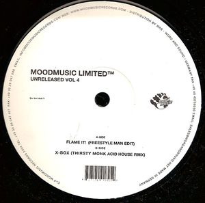 MOOD LIM 004 - MOODMUSIC - FREESTYLE MAN - Unreleased Vol. 4 Remixes