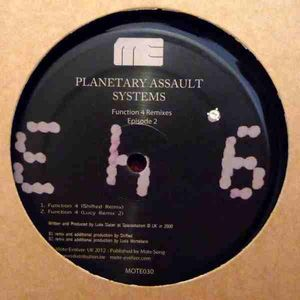 MOTE030 - MOTE-EVOLVER - PLANETARY ASSAULT SYSTEMS