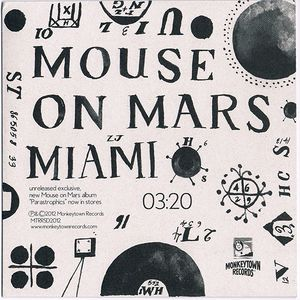 MTRRSD2012 - MONKEYTOWN Records - MOUSE ON MARS - Miami / Death By Barber Pt1 (Haircut Zero)