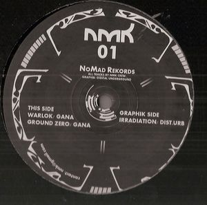NMK 01 - NOMAD Rekords - VARIOUS
