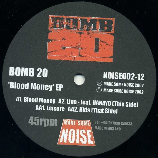 NOISE002-12 - MAKE SOME NOISE