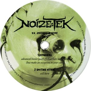 NTK002V - NOIZETEK Recordings - VARIOUS