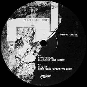 NWS003 - NEUROTIC WASTE - VARIOUS
