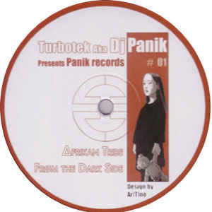 PANIK 01 - PANIK Records
