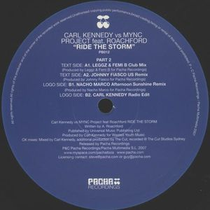 PB012 - PACHA Recordings - VARIOUS