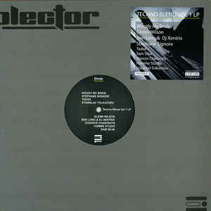 PLEC003LP - PLECTOR - VARIOUS