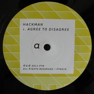PTN010 - PATTERN - HACKMAN - Agree To Disagree