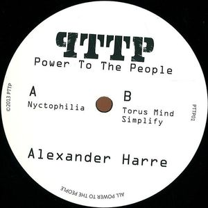 PTTP001 - PTTP - ALEXANDER HARRE - Untitled