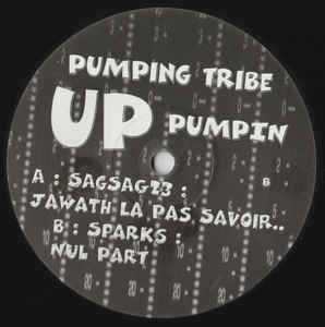 PUTT01 - PUMP UP THE TRIBE - VARIOUS